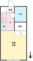 【敷金礼金0円!】向ノ岡ハイツ3号棟