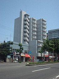 北海道札幌市白石区東札幌三条4丁目の賃貸マンションの外観