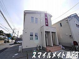 神奈川県藤沢市鵠沼松が岡2丁目の賃貸アパートの外観