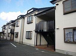 和歌山県和歌山市神前の賃貸アパートの外観