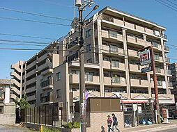 京都府宇治市菟道谷下りの賃貸マンションの外観