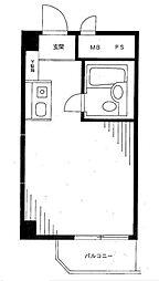 セントヒルズ目白台[3階]の間取り