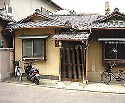 京都府京都市左京区田中西浦町の賃貸アパートの外観