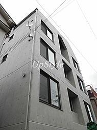 東京都北区東十条5丁目の賃貸マンションの外観