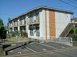 東京都町田市南成瀬3丁目の賃貸マンションの外観