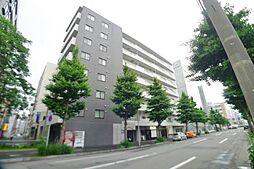 北海道札幌市中央区南三条西9丁目の賃貸マンションの外観