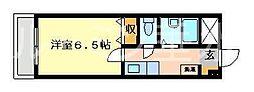 アドレス3[103号室]の間取り
