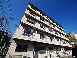 大阪府吹田市樫切山の賃貸マンションの外観