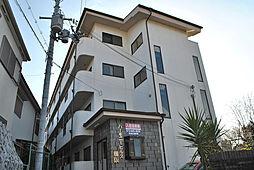 ハーモニーヒルズ藤阪[3階]の外観