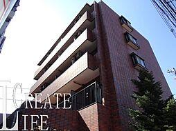 埼玉県さいたま市南区別所7丁目の賃貸マンションの外観