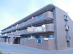 ルミエール・モリ B[3階]の外観