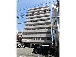 愛媛県松山市東雲町の賃貸マンションの外観