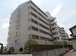 グランドハイツ田尻606号[6階]の外観