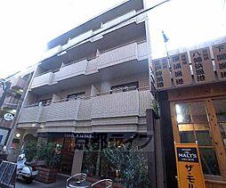 京都府京都市中京区新町通四条上る観音堂町の賃貸マンションの外観