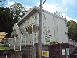 コーポアイディク[1階]の外観