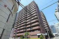 外観(鉄筋コンクリート造14階建て)