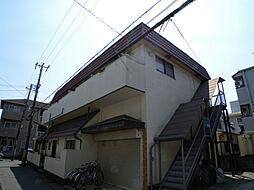 頼安コーポ[203号室]の外観
