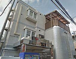 ウィンベル新宿百人町[205号室]の外観