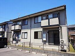 滋賀県近江八幡市鷹飼町北3丁目の賃貸アパートの外観