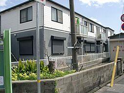 兵庫県尼崎市東難波町3丁目の賃貸アパートの外観