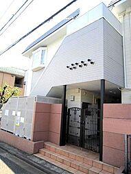 東京都世田谷区経堂4丁目の賃貸マンションの外観