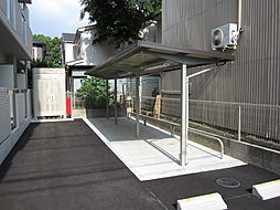 スカイコート天塚[3階]の外観