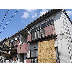 奈良県大和郡山市西岡町の賃貸アパートの外観