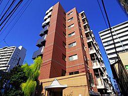 千葉県松戸市小金の賃貸マンションの外観
