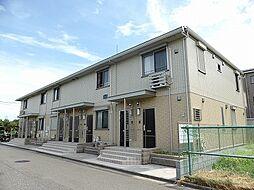 東京都西東京市新町5丁目の賃貸アパートの外観