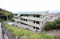 広島県広島市南区本浦町の賃貸マンションの外観