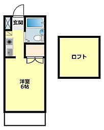 【敷金礼金0円!】名鉄名古屋本線 男川駅 徒歩21分