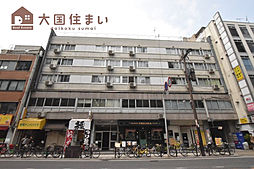 大阪府大阪市浪速区難波中3丁目の賃貸マンションの外観
