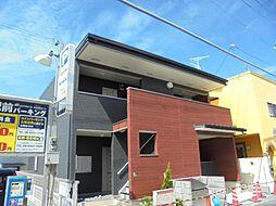JR阪和線 熊取駅 徒歩3分の賃貸アパート