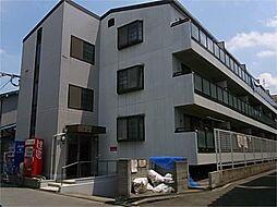 パレ若松[2階]の外観
