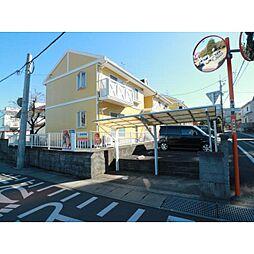 静岡県静岡市清水区七ツ新屋1丁目の賃貸アパートの外観