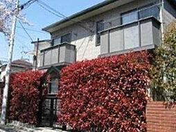 東京都目黒区目黒本町6丁目の賃貸アパートの外観