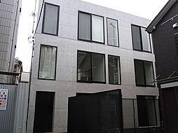 東京都中野区南台3丁目の賃貸マンションの外観