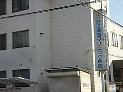 Chaton高畑[1階]の外観