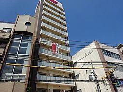 大阪府大阪市住之江区粉浜西1丁目の賃貸マンションの外観