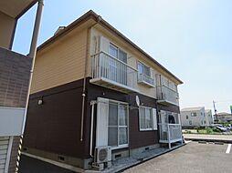 中島ハイムⅡ[2階]の外観