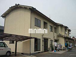 田中アパート[1階]の外観