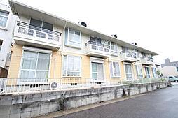 愛知県名古屋市緑区鳴子町2の賃貸アパートの外観