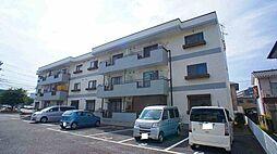 埼玉県北本市本町1丁目の賃貸マンションの外観