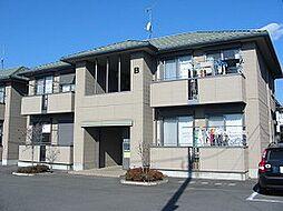 グランシャリオ B棟[102号室]の外観