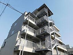 東京都三鷹市井口1丁目の賃貸マンションの外観