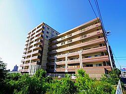 埼玉県狭山市入間川4丁目の賃貸マンションの外観