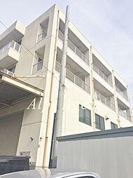 神奈川県横浜市都筑区東方町の賃貸マンションの外観