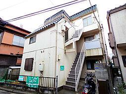 コーポ朝志ヶ丘[2階]の外観