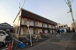 緑町新築アパート[102号室]の外観