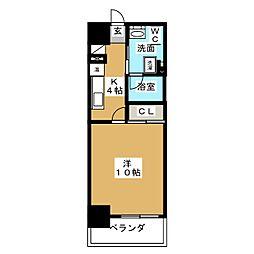 OIKOS[5階]の間取り